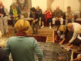 Achat Vente De Tapis En Cappadoce Turquie